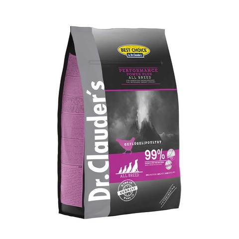 Dr.Clauder's - Performance powerplus (1-8 yrs) 4kg