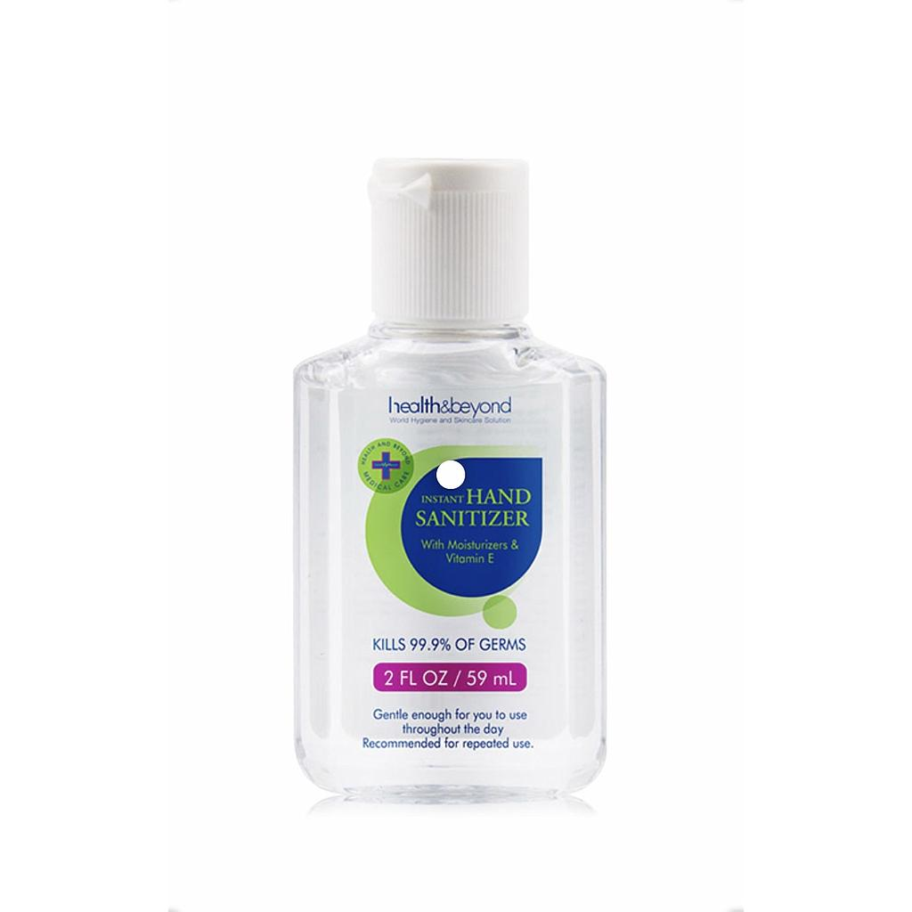 Health & Beyond Hand Sanitizer (2oz)