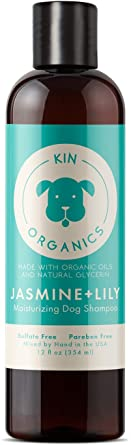 Kin+Kind Jasmine + Lilly Shampoo