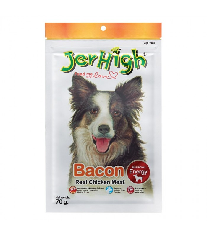 Jerhigh Chicken With Bacon(70G)