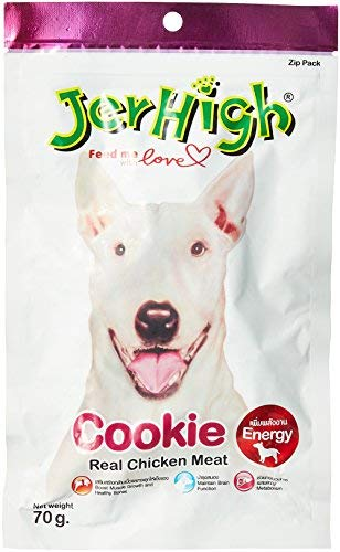 Jerhigh Chicken With Cookies(70G)