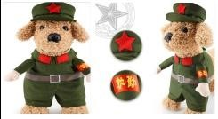 Funny Cloth Soldier Green MQ-PF53 (L)