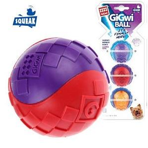 Gigwi Ball Squeaker Small Size 3PK